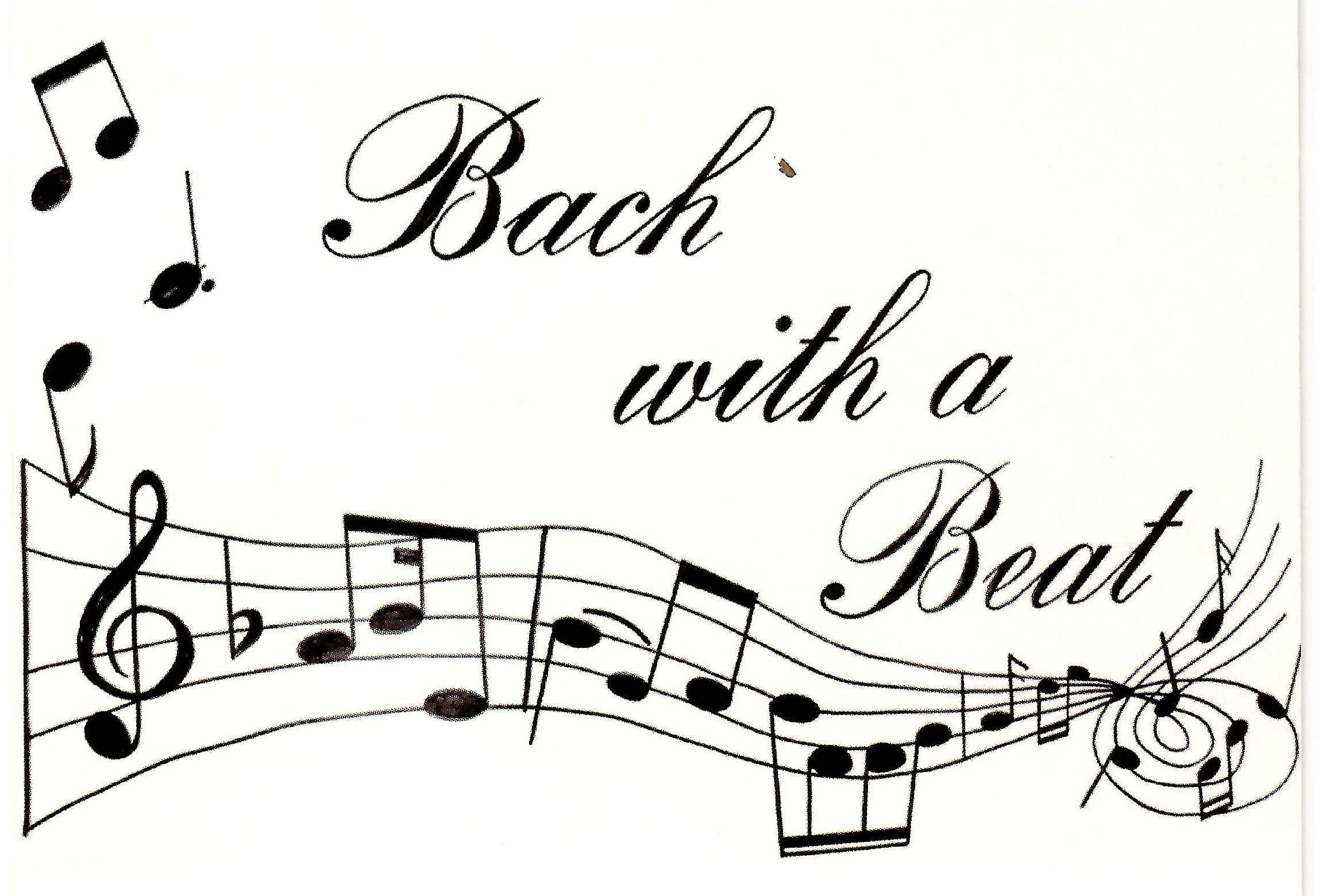 Bach with a Beat